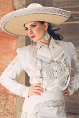 Carolina Imperial Traditional Mexican Regalia